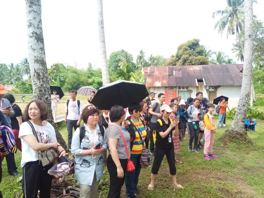 Photo of Marawa Corp Batalkan Kedatangan Turis Asal China