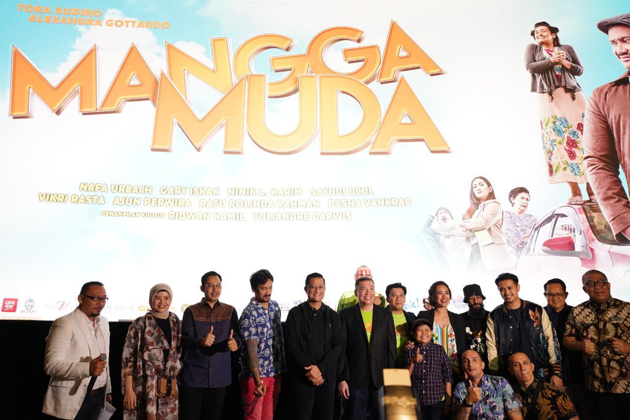 """Photo of Film Drama Komedi """"Mangga Muda"""" Tayang Serentak di Seluruh Indonesia"""