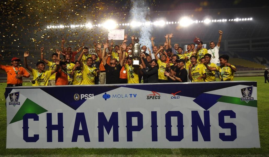 Photo of PSP U15 Bawa Pulang Piala Soeratin