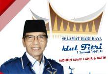 Photo of HM Nurnas: Idul Fitri 1441 H, Lebih Mendekatkan Diri Kepada Allah SWT Terbebas dari Marabahaya dan Covid19
