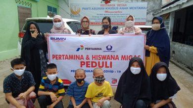 Photo of Persatuan Wanita Patra dan Hiswana Migas Santuni Anak Panti