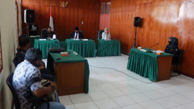 Photo of Sidang Ajudikasi KI Sumbar, Adrian Tuswandi: Dua Register Pemohon Satu Dikabulkan Satu Ditolak.